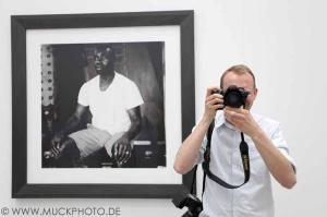 Lutz Leitmann, Photograph. © S/W-Bild, Anton Corbijn.